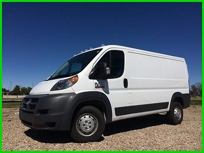 2016 Ram 1500 Low Roof 2016 Ram Promaster 1500 Low Roof   Fully Enclosed Bulkhead    3 To Choose From!!