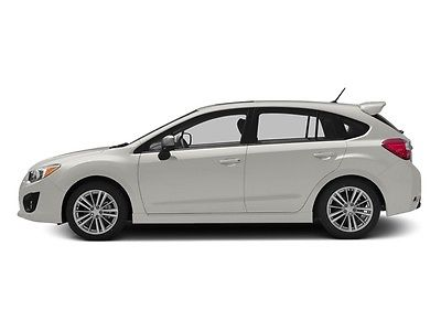 2013 Subaru Impreza 5dr Automatic 2.0i Limited 5dr Automatic 2.0i Limited 4 dr Gasoline 2.0L 4 Cyl WHITE