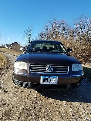 2004 Volkswagen Passat 2004 Volkswagen Passat GLS turbocharged