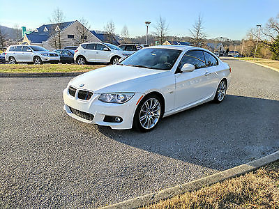 2013 BMW 3-Series Base Coupe 2-Door 2013 BMW 335i Base Coupe 2-Door 3.0L