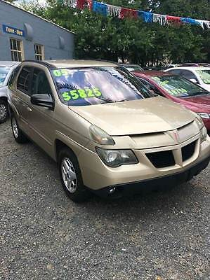 2005 Pontiac Aztek Rally Sport Utility 4-Door 2005 Pontiac Aztek All Wheel Drive Low Low Mileage -- Great Condition