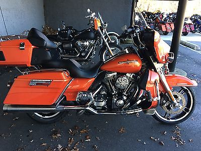 2012 Harley-Davidson Touring  2012 ULTRA LIMITED ,VERY RARE TEQUILLA SUNRISE !! ,UPGRADED RIMS