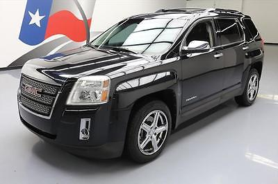 2011 GMC Terrain SLT Sport Utility 4-Door 2011 GMC TERRAIN SLT-2 HTD LEATHER SUNROOF NAV 64K MI #386958 Texas Direct Auto