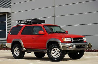 2000 Toyota 4Runner SR5 Sport Utility 4-Door 2000 Toyota 4Runner SR5 4WD! Dobinsons 2
