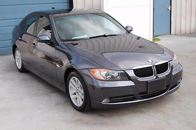 2007 BMW 3-Series Base Sedan 4-Door 2007 BMW 328i Premium Package Sunroof Active Xenon Headlights Knoxville 07 328 i