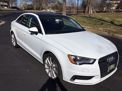 2015 Audi A3 Premium **LOW MILEAGE** As New