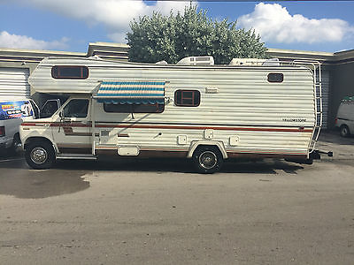 Ford Yellowstone RV Econline 350 XL