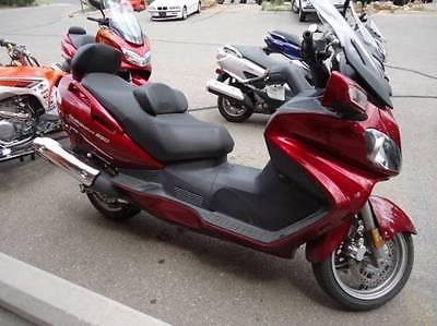 2007 Suzuki BERGMAN 2007 Suzuki Bergman 650 executive model