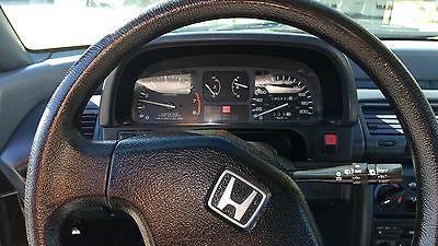 1991 Honda Civic Special Edition 1991 Honda Civic Hatchback Special Edition *RARE*