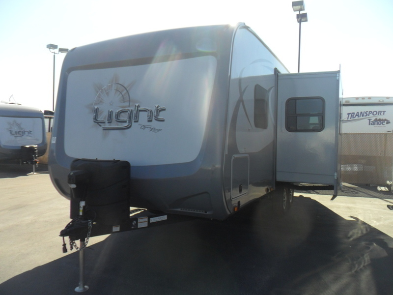 Highland Ridge Rv The Light Travel Trailers LT216RBS