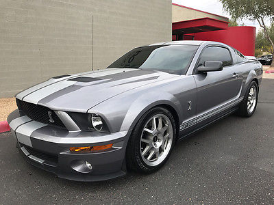 2007 Ford Mustang Shelby GT500 Coupe 2-Door 2007 Ford Shelby GT500