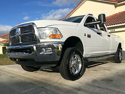 2011 Dodge Ram 2500 2011 DODGE RAM 2500 CREW CAB LONG BED 6.7 DIESEL 4X4 Nice Truck F350 F250 Chevy