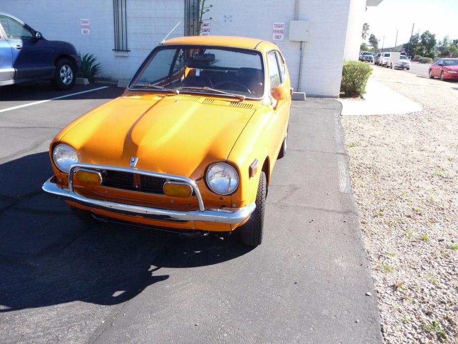 1972 Honda AZ600  1972 Honda AZ600 AZ 600 Coupe Completely Restored