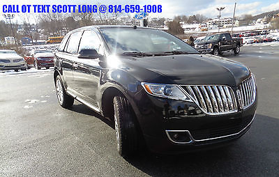2013 Lincoln MKX 2013 Lincoln MKX AWD 4x4 Heated/Cooled Seated Dou 2013 Lincoln MKX AWD 4x4 Heated/Cooled Seated Panoramic Moonroof Heated BackSeat