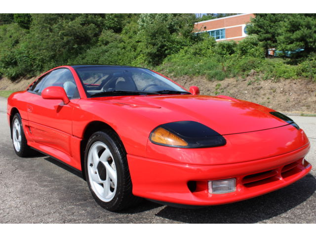 1992 Dodge Stealth 1992 dodge stealth r t twin turbo 81 k miles 5 speed manual awd service records