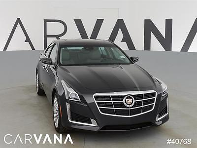 2014 Cadillac CTS CTS 3.6L Luxury Collection 2014 CADILLAC CTS