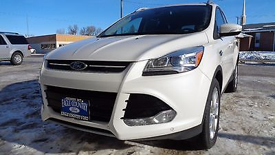 2015 Ford Escape Titanium 4WD Ford Escape Titanium AWD SUV 2.0L EcoBoost Engine & 6 Speed Auto Trans.