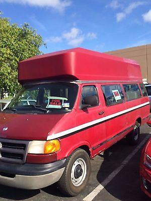 2001 Dodge Ram Van 2001 dodge ram 2500 van