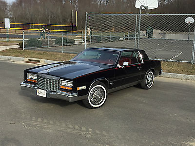 1980 Cadillac Eldorado 1980 Cadillac Eldorado great color comb. 35,420 miles low miles