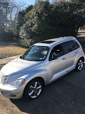 2005 Chrysler Royal  2005 Chrysler PT Cruiser 4D Wagon GT