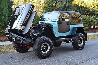 1990 jeep wrangler yj cars for sale. Black Bedroom Furniture Sets. Home Design Ideas