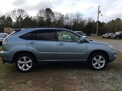 2007 Lexus RX Lexus RX350 2007 base 3.5l Clean Car Fax! Loaded inc. Navigation & Backup Camera