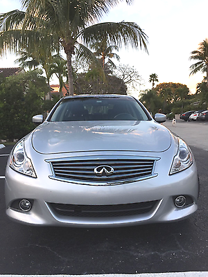 2015 Infiniti Q45  Infinity Q40 Silver LOW Mileage!  Priced to Sell!