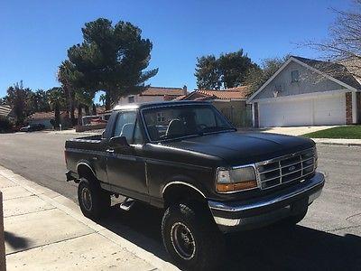 1992 Ford Bronco Eddie Bauer 1992 bronco Eddie Bauer 5.8l