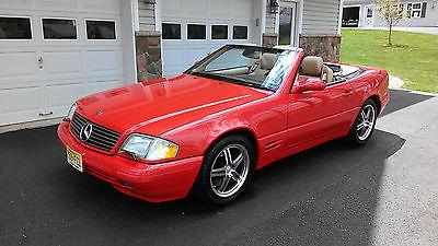 1999 Mercedes-Benz SL-Class  1999 Mercedes Benz SL500 Mint Original Condition 48K Miles