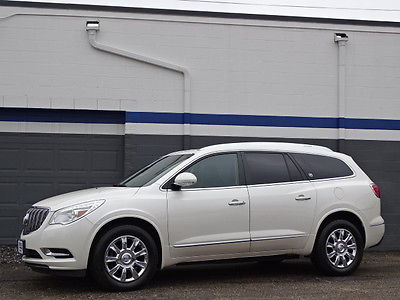 2013 Buick Enclave -- 2013 Buick Enclave 59932 Miles White SUV V-6 cyl 6-Speed Automatic