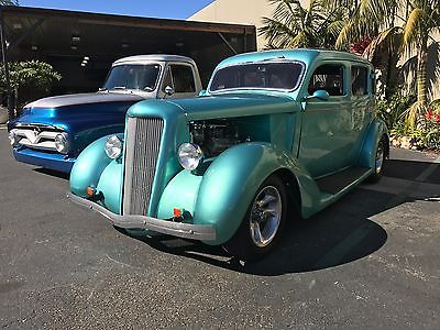 1935 Plymouth Other 4 Door Sedan 1935 Plymouth Sedan Hot Rod.  440 Big Block.  ALL STEEL  Cold AC--AUTOMATIC