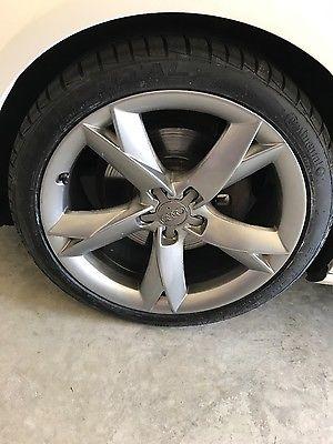 2009 Audi A5 audi a5 2009