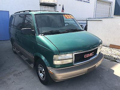 1998 GMC Safari SL Extended Cargo Van 3-Door 1998 GMC Safari SL Extended Cargo Van 3-Door 4.3L