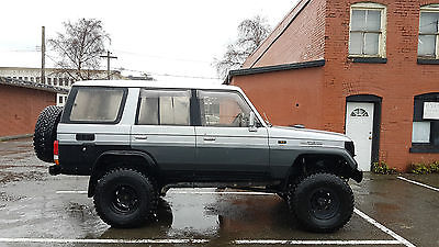 1991 Toyota Land Cruiser LJ78 3B Diesel Turbo H55F 5 Speed Manual 1991 JDM LJ78 Land Cruiser 3B Diesel Turbo H55F 5 Speed Manual