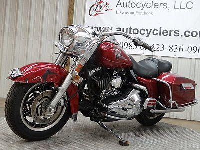 2006 Harley-Davidson Touring 2006 HARLEY DAVIDSON ROAD KING FLHRI