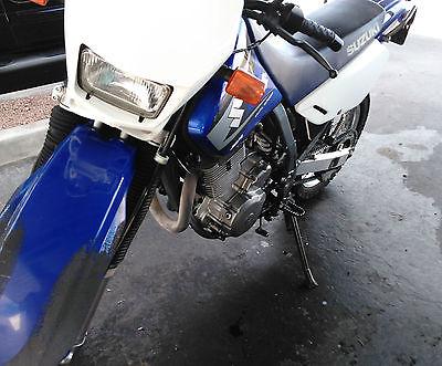 2005 Suzuki DR  2005 SUZUKI DUAL SPORT DR650se enduro