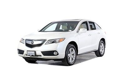 2015 Acura RDX Technology Package 2015 Acura RDX Technology Package 21229 Miles White 4D Sport Utility 3.5L V6 SOH