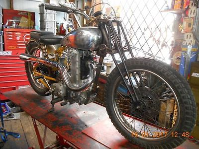 1933 Other Makes  RARE VINTAGE CLASSIC 1933 AJS OHC TROPHY PERIOD FLAT TRACK RACE ORIGINAL PATINA