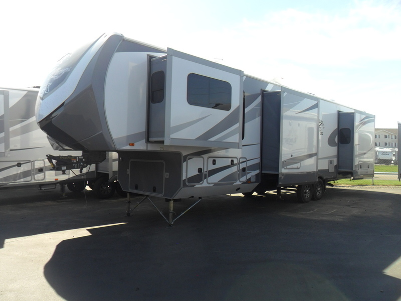 Highland Ridge Rv Open Range 3X 3X377FLR