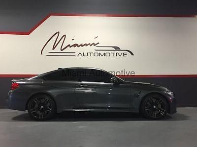 2015 BMW M4 Coupe 2015 BMW M4 Coupe Mineral Grey Metallic COUPE 2-DR 3.0L L6 DOHC 24V Automatic