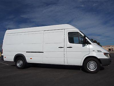 2006 Dodge Sprinter Cargo Van Dodge Sprinter 2500 High Roof 158 WB 3dr Extended Cargo Van