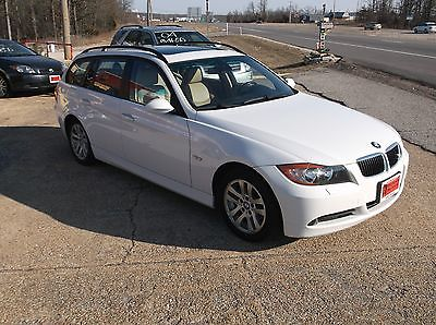2007 BMW 3-Series Base Wagon 4-Door 2007 bmw xi