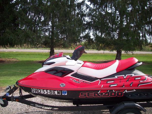2008 Sea Doo rxp155