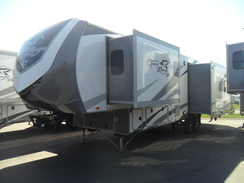 Highland Ridge Rv Open Range 3X 3X309RLS