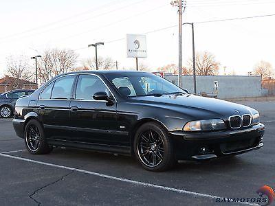 2000 BMW M5 2000 BMW M5 Sedan
