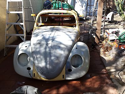 1969 Volkswagen Beetle - Classic 2 door 1969 vw project vehicle (PRICED TO SELL)