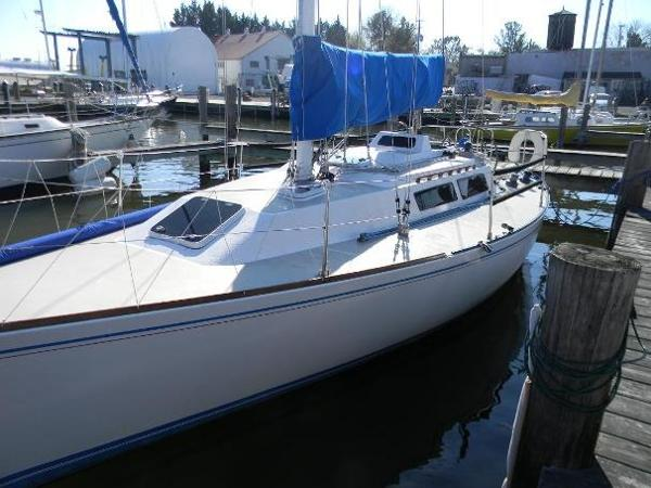 1987 Frers 33 33
