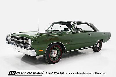 1969 Dodge Dart GTS Hardtop 2-Door 1969 Dodge Dart GTS Hardtop 2-Door 6.3L