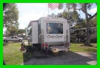 2013 Forest River Cedar Creek Custom 36CKTS 39'11 Fifth Wheel 3 Slides TEXAS