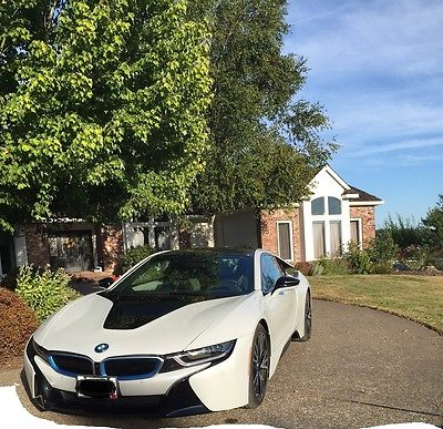 2015 BMW i8 bmw i8